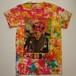 War skull T-shirts (DYE) Black print