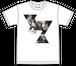 オリジナルTシャツ「VirtuaREAL MIX.01 mixed by DJ TAMU」