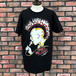 Deadstock The Exploited Punks Not Dead T-Shirt Black Large
