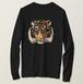 タイガーAmerican Apparel長袖Tシャツ