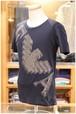 【EMPORIO ARMANI】    エンポリオアルマーニ    - Italy -   クルーネック 半袖Tシャツ