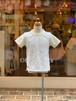 KIDS:melt【メルト】/フローラルレースフロントTEE(White/130,140cm)Tシャツ
