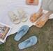 レディース サンダル スリッパ クロスデザイン ラウンドトゥ ぺたんこ 履きやすい 夏 海 ベージュ 黄 イエロー 青 ブルー 旅行 リゾート 韓国