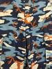 90's color-camo military pants