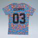 【メール便対応】ELEVENPARIS X LES (ART)ISTS イレブンパリ×レスアーティスト コラボTシャツ 03ELVNPRS