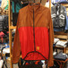RINGTAIL Block Breaker Jacket / Brown/Red