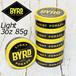 USサイズの大容量! [クリックポスト対応] BYRD バード LIGHT POMADE 3OZ 85g ライト ポマード