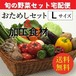 お試し旬の野菜&加工食材詰合せセット Lセット(9~12種類) 「3~5人向き」 宅配サービス 【送料無料】