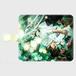 ▪️アンドロイド用Sサイズ Kane Dennis × Atelier Lapinus コラボ アンドロイドスマホケースSサイズ タイムグリーン 手帳型