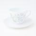 Shelley シェリー American Brooklime ビンテージ カップ&ソーサー 【イギリス】 アンティーク コーヒーカップ ティーカップ