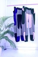 NASIR MAZHAR panel trouser
