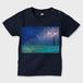 「見られずとも美しく咲く」キッズTシャツ