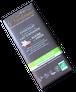 有機ココシュガーチョコレートアーモンドミルク(CACAO58%)