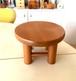 カツラの丸テーブル