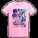 磋藤にゅすけ・シギコラボTシャツ(ピンク)