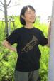 trumpet - トランペット - 大人半袖Tシャツ 親子おそろいTシャツ