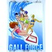 Gundam ZZ & Gall Force - B3 size Double Sided Poster Animedia 1986 August