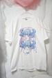 フーセンガムTシャツ(青っぽい)