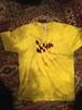 ニューニートTシャツ 草木染め 黄色 Mサイズ