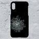 【iPhoneXS/X対応】ガラスひび割れハードケース#割れてる!デザイン