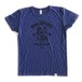 【在庫限りで販売終了】Tri Brend T-Shirt / TLL / Heather Navy