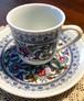 トルココーヒー用デミタスカップ&ソーサー