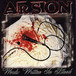 【USED】ARSON / Words Written In Blood