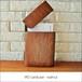 木製カードケース IRO cardcase_walnut