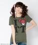I LOVE TT T-shirts(Green)