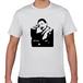 夏目漱石 明治 文豪 歴史人物Tシャツ016
