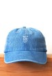 FUJITOSKATEBOARDING Denim Cap  Blue (Mark ver.)