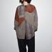 "Crazy Pattern ""NIPPON SILK"" Shirt Coat 〈H〉"