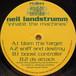 """NEIL LANDSTRUMM / Inhabit The Machines (12"""")"""