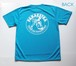 DRY  TEE(Turquoise BLUE)