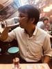 上野で連日飲み続けるオッサン♪