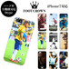 ②iPhone7 対応 ハード型スマホケース フットボールデザイン ネイマール メッシ モウリーニョ ハードケース