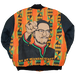 """Malcolm X"" Vintage Cotton Jacket Used"