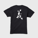 「義」本格的筆文字Tシャツ