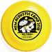 NAC18 TURTLE Frisbee / YELLOW