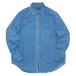 """90s Timberland"" Vintage Denim Shirt Used"