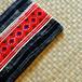 タイのやさしい手作り財布/藍赤柄
