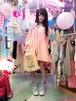 ルナうさちゃんの切り返しドレス/魔法都市東京