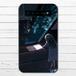 #068-006 モバイルバッテリー おしゃれ かわいい 星空 ファンタジー iphone スマホ 充電器 タイトル:「あなたへ」 作:アスマル