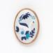 『白鳥の湖』ブローチ刺繍キット