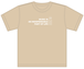 "JAMMIN' / ""MUSIC IS AN INDISPENSABLE""Tシャツ / 全2色"