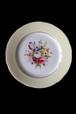 イギリス HAMMERSLEY(ハマーズレイ)ケーキプレート クリームイエロー
