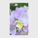スマホケース(アジサイ) 側表面印刷スマホケース iPhone6/6s