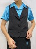 (TOYO) switching design vest