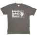 リーブリローメモリアル・2007復刻Tシャツ(チャコール)