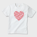 FRAGILE  Tシャツ キッズ~チャイルド 70~90  親子コーデや兄弟姉妹コーデに♬